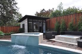Backyard Office Prefab by Prefab Guest Houses U0026 Modular Home Additions Studio Shed