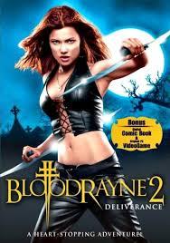BloodRayne 2 Megavideo poster