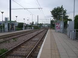 Therapia Lane tram stop