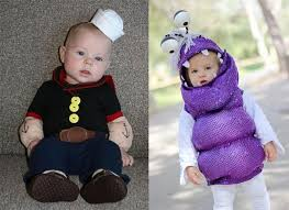 Monsters Baby Halloween Costumes 32 Creative Children U0027s Halloween Costumes Viralscape
