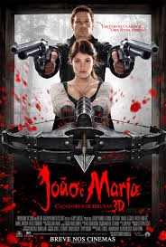Assistir João e Maria: Caçadores de Bruxas - Dublado