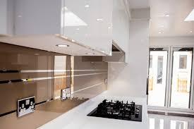 Kitchen Design Hertfordshire Mirror Stripes On Antelope Colour