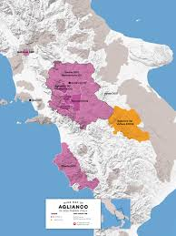 Map Of Italy Regions by All About Aglianico Wine From Taste To Pairing Wine Folly