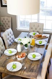 25 best farmhouse dining tables ideas on pinterest farmhouse