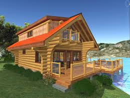 2 bedroom log cabin kits