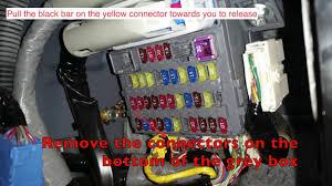 2007 honda cr v multiplexer replacement youtube