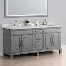 Bathroom Vanity Double by Charleston 72