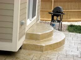 Backyard Cement Patio Ideas by Home Decor Peter Blog Landscaping Ideas Backyard Adventures Denver