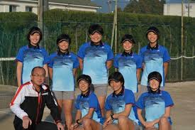 ソフトテニス 高校 女子 ソフトテニス部(女子)   山梨県立吉田高等学校