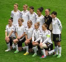 Équipe d'Allemagne féminine de football