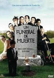 Un funeral de muerte (2007) cartel