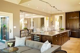 Open Kitchen Floor Plans Pictures Open Floor Plan Design Home Planning Ideas 2017