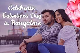 valentines day celebration in Bangalore
