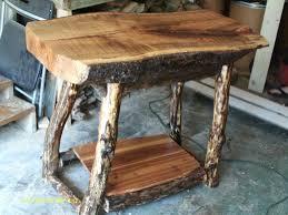 Kitchen Island Oak by Log Furniture Handmade Rustic U0026 Log Furniture Oak Log Kitchen