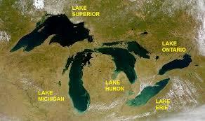 Grandes Lagos da América do Norte