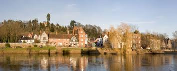 Visiting Bewdley in the United Kingdom