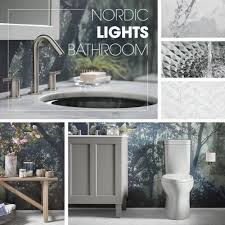 Mood Lighting Bathroom by Nordic Lights Bathroom Kohler