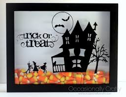 halloween crafts with candy sister u0027s challenge candy corn crafts valerie u0027s shadowbox