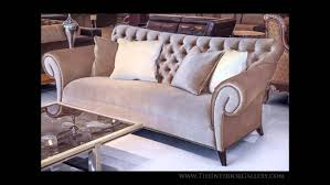 Ava Velvet Tufted Sleeper Sofa by Sofas Center Dreadeded Velvet Sofa Photo Design Estacado Youtube