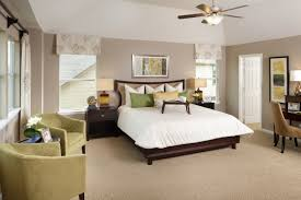 warm master bedroom decorating ideas warm brown and simple master
