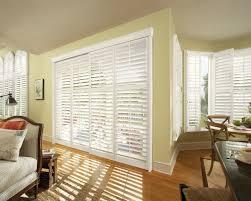 shutter bypass door j m wheeler window coverings