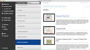 Classroom Floor Plan Builder Design Element Layout Professional Building Drawing