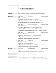 Blank Resume Examples Resume Template 40 Free Creative Templates For Job Seekers
