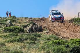 2018 Rally Italia Sardegna