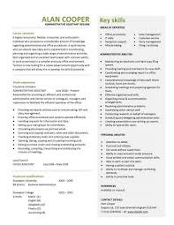 Fund Administration Resume   Sales   Administration   Lewesmr Sample Resume  Cv For Administrator Dubai Resume Writing