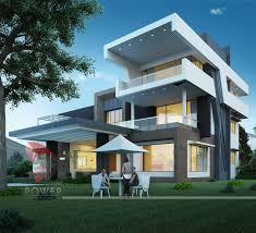 modern house design exterior