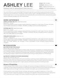 Sample Resume  Microsoft Word      Resume Template Sample For Systems Technician With Experience  Sample