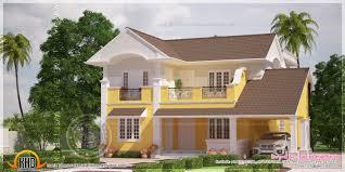 Home Colour Design by November 2013 Kerala Home Design And Floor Plans