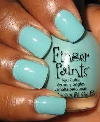 fingerpaints tiffany imposter vs china glaze for audrey colour