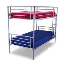 bedroom furniture kids metal pipe double deck beds cheap steel