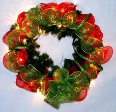 Decorative Garlands Home by Christmas Decorations Dallas