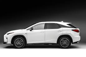 lexus rx200t usa 5 cool features on the 2016 lexus rx