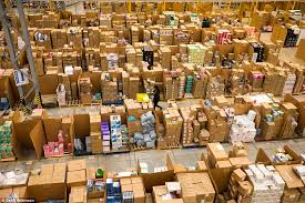 amazon how long until black friday ends amazon staff prepare for black friday daily mail online the