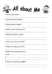Write an essay about yourself   Your Essay    geoschool de GeoSchool