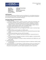 nursing resumes samples lpn care coordinator resume template essential duties and lpn care coordinator resume template essential duties and responsibilities licensed practical nurse resume sample resume sample