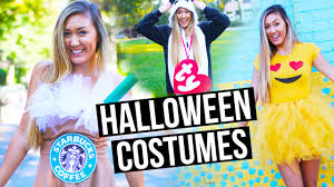 halloween party for teens diy halloween costumes for teens emoji starbucks beanie baby