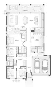 Garage Floorplans The Indigo 301 9m2 Single Storey Home Design Floor Plan By