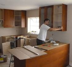 How To Install Kitchen Cabinets by 7 Tips For You For Installing Kitchen Cabinets Lighthouse Garage