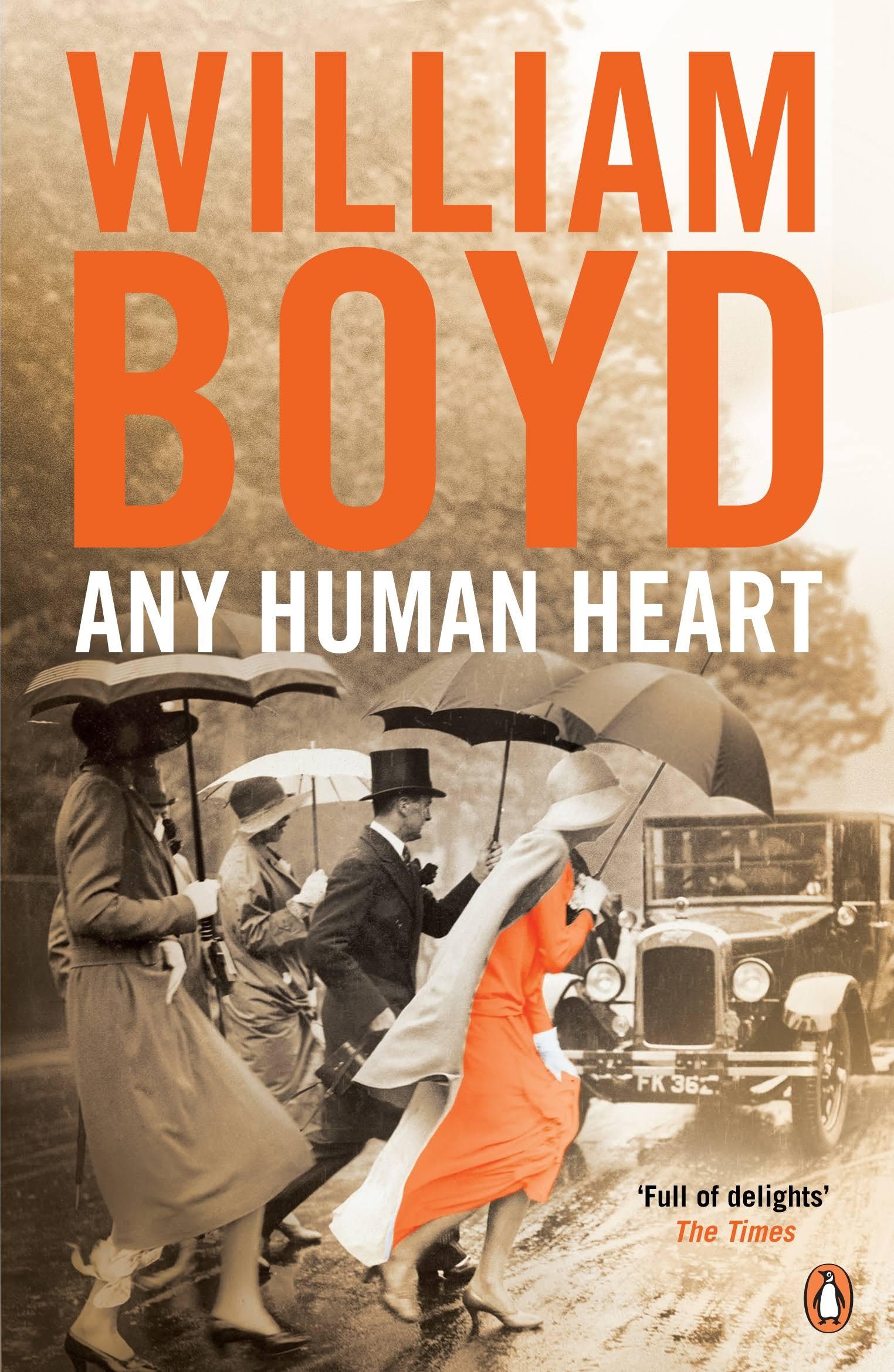 Ogni Cuore Umano (Any Human Heart) di William Boyd