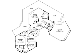 contemporary house plans encino 10 016 associated designs contemporary house plan encino 10 016 floor plan