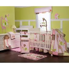 Monkey Crib Set Baby Room Epic Picture Of Green Unisex Baby Nursery Room With