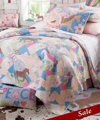Girls Horse Bedding Set by Pony Bedding Cellntravel Com