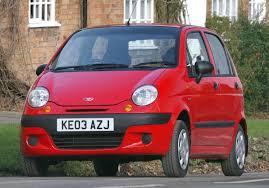 daewoo daewoo matiz hatchback review 1998 2005 parkers