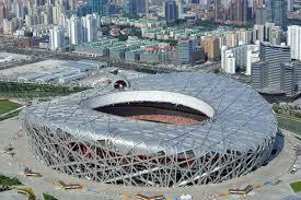 bird u0027s nest stadium for the 2008 beijing olympics weiwei since