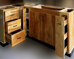 Kitchen Base Cabinets - Corner kitchen base cabinet