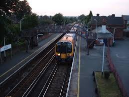 Bitterne railway station
